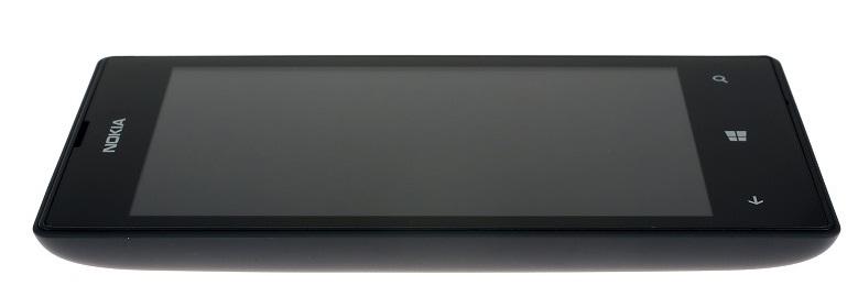 Left side Nokia Lumia 520
