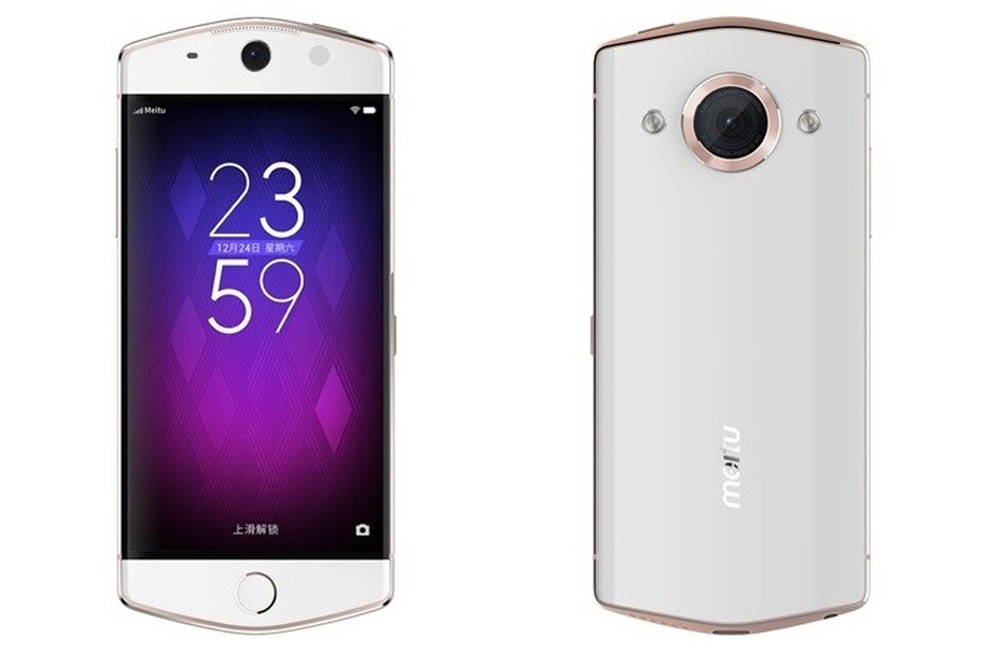 Meitu M6: Смартфон для поклонников селфи
