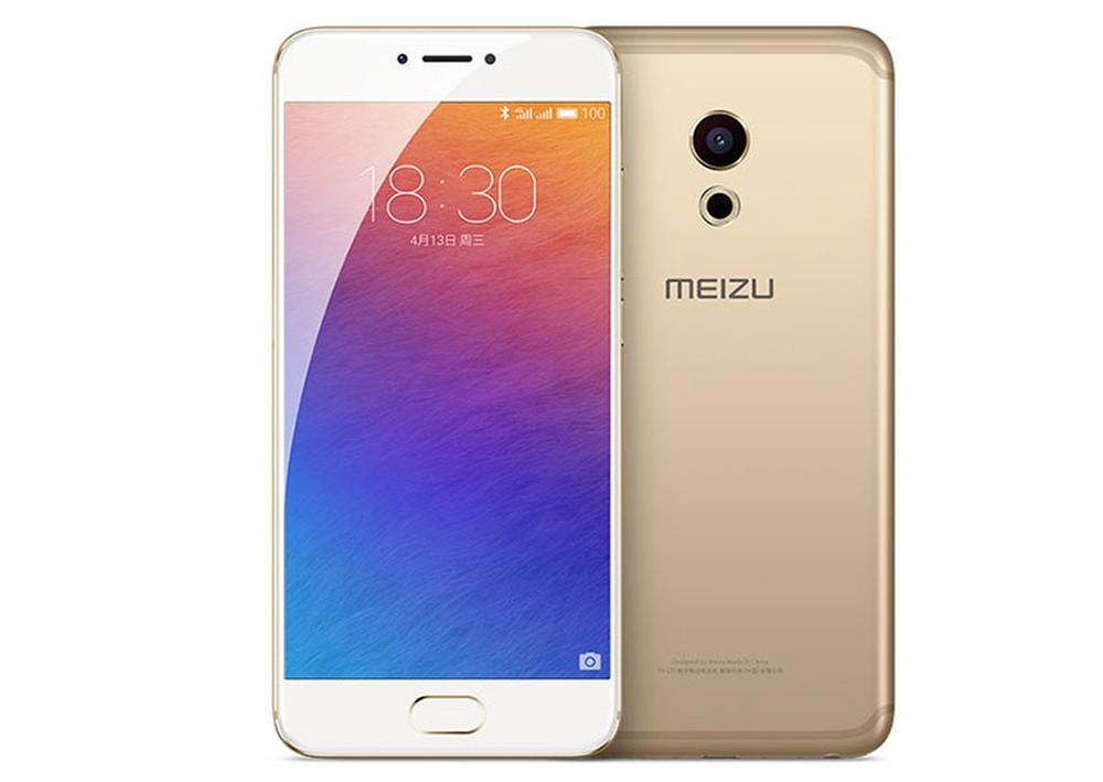 Анонсирован смартфон Meizu Pro 6