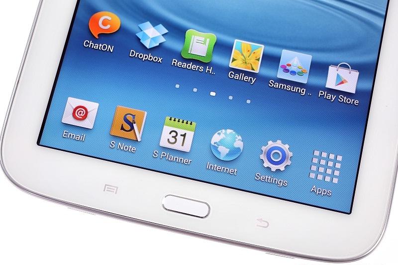 Нижняя часть Samsung Galaxy Note 8.0