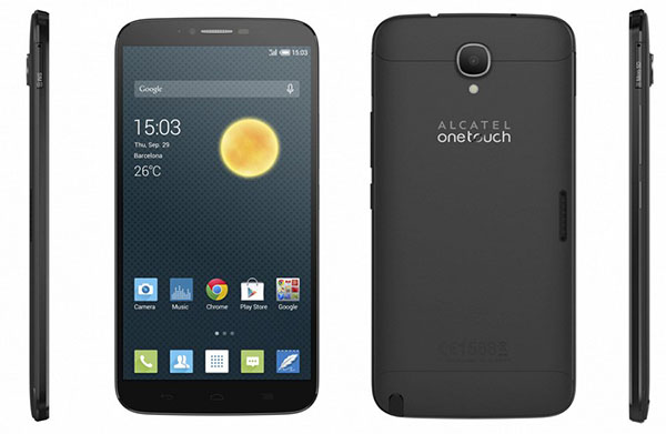 Обзор Alcatel One Touch Hero 2