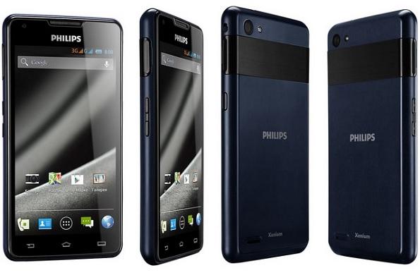 Обзор смартфона Philips Xenium W6610
