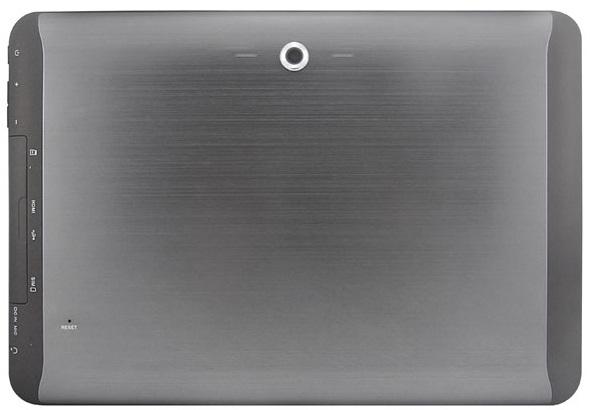 Планшет Ritmix RMD-1029: тыльная сторона