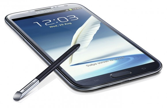 Планшетофон Samsung Galaxy Note 2