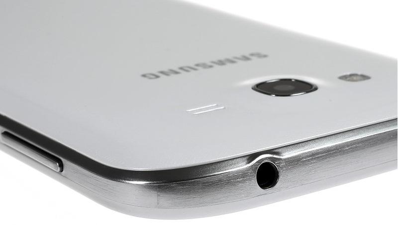 Samsung Galaxy Grand: разъём для наушников