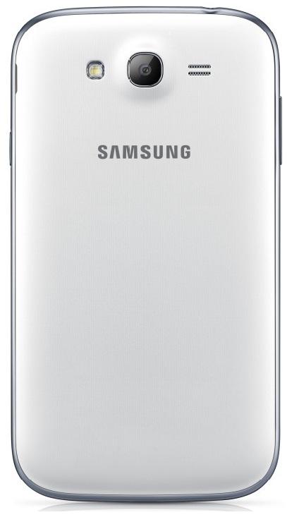 Samsung Galaxy Grand: тыльная сторона