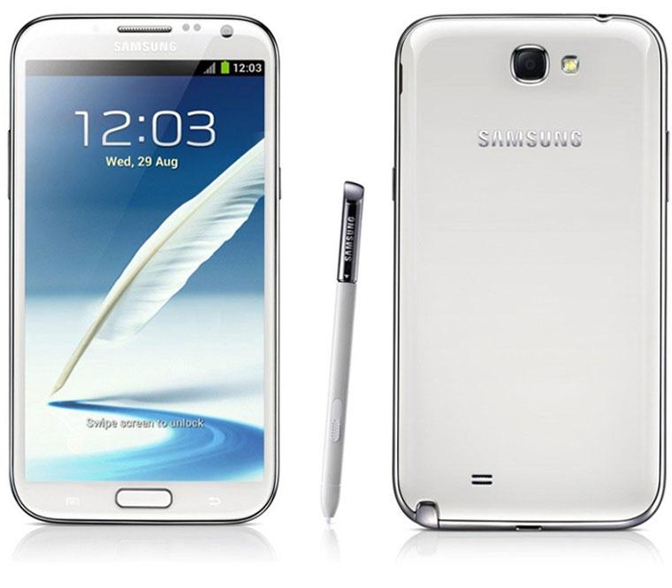 Samsung Galaxy Note 2: со всех сторон