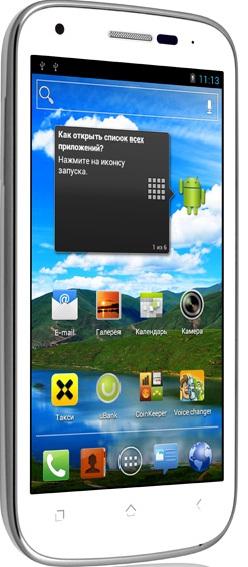Смартфон Fly IQ443 Trend