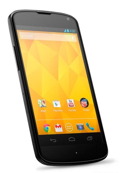 Смартфон Google Nexus 4