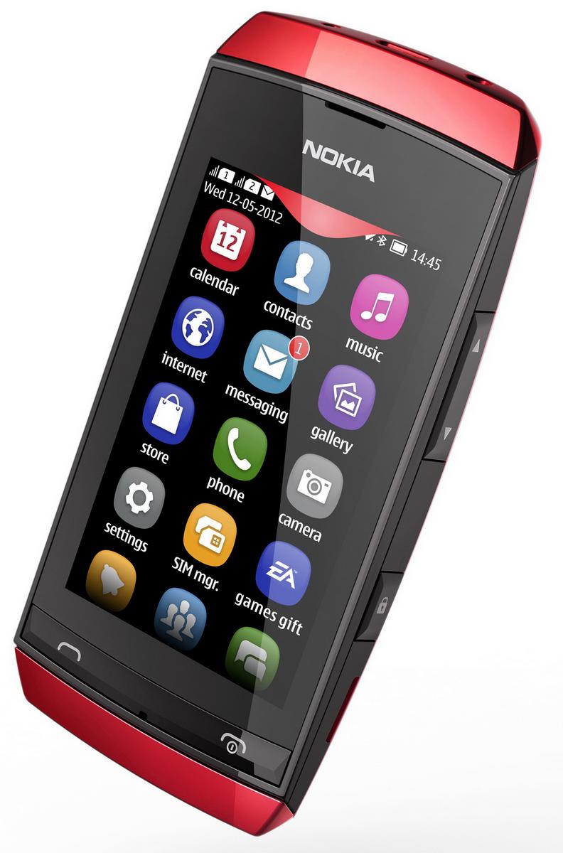 Смартфон Nokia Asha 305
