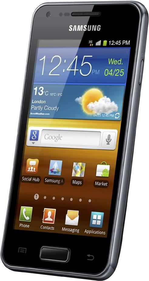 Смартфон Samsung I9070 Galaxy S Advance