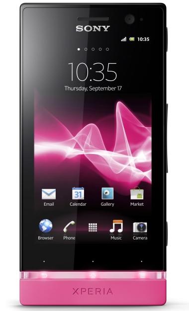 Смартфон Sony Xperia U