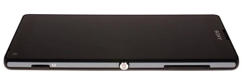 Sony Xperia ZL: правый бок