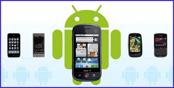 при телефоны на системе андроид каким образом