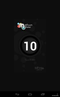 Тест №2 для планшета Google Nexus 7