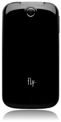 Тыльная сторона Fly IQ256