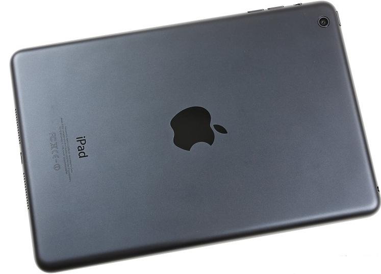Тыльная сторона iPad Mini