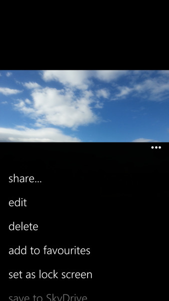 Windows Phone 8: коммуникативные возможности - фото 10
