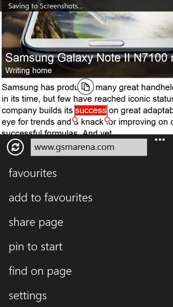 Windows Phone 8: коммуникативные возможности - фото 17