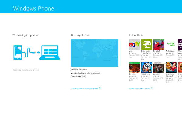 Windows Phone 8: коммуникативные возможности - фото 3