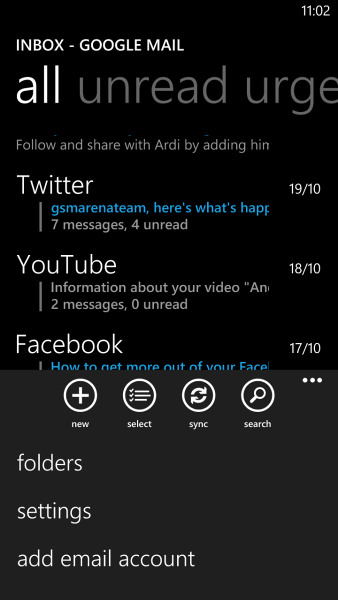 Windows Phone 8: Messaging - фото 10