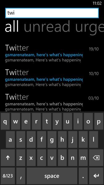 Windows Phone 8: Messaging - фото 12