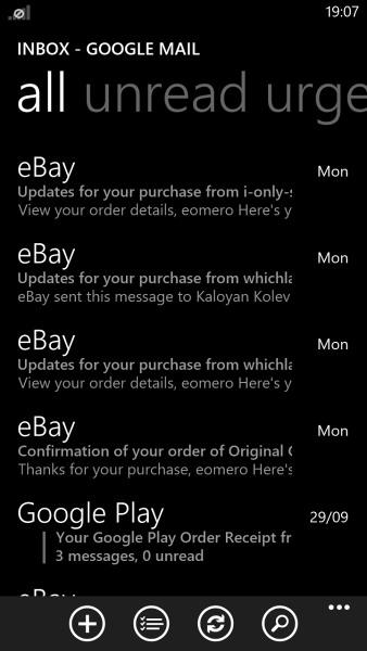 Windows Phone 8: Messaging - фото 7