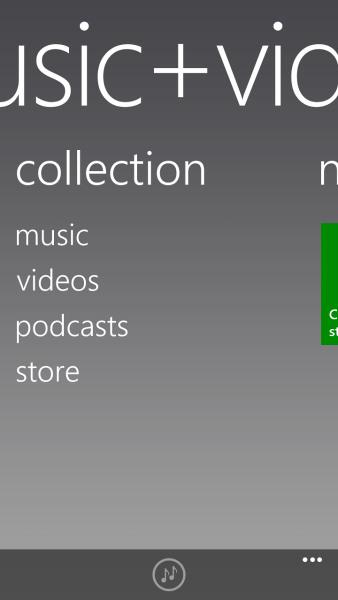 Windows Phone 8: музыкальный и видео раздел - фото 2