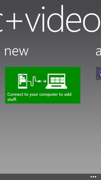 Windows Phone 8: музыкальный и видео раздел - фото 3
