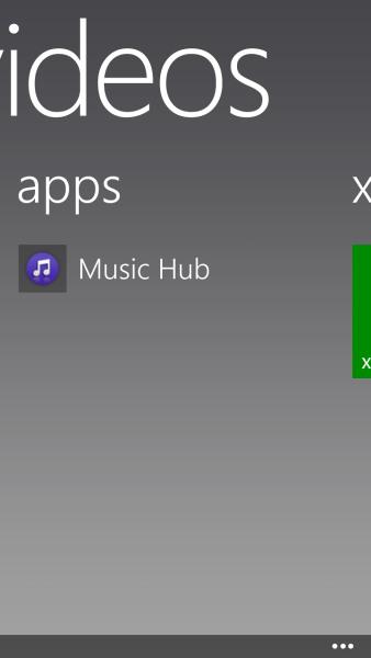Windows Phone 8: музыкальный и видео раздел - фото 4