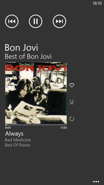 Windows Phone 8: музыкальный и видео раздел - фото 7