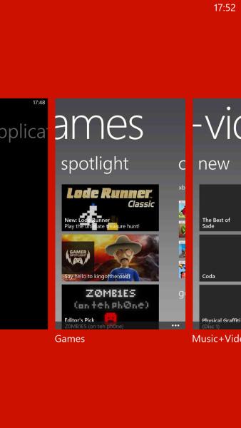 Windows Phone 8: пользовательский интерфейс - фото 10