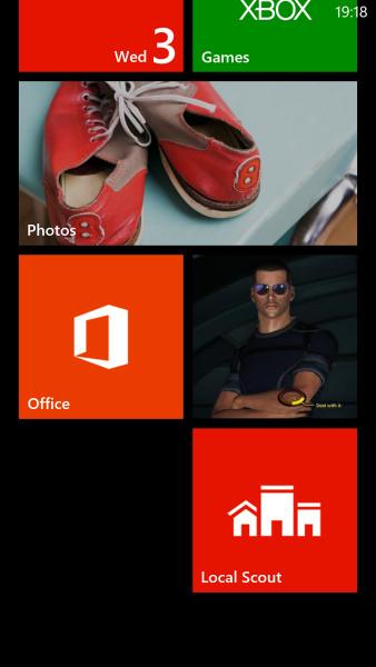 Windows Phone 8: пользовательский интерфейс - фото 3