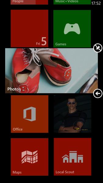Windows Phone 8: пользовательский интерфейс - фото 5