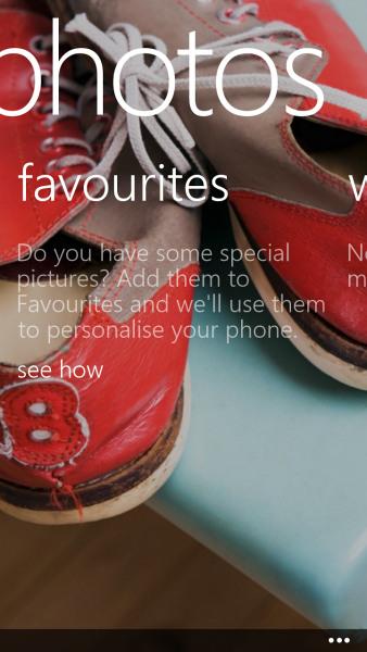 Windows Phone 8: Раздел фотографий - фото 2