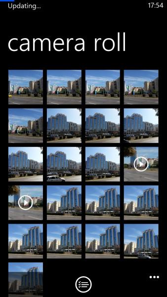 Windows Phone 8: Раздел фотографий - фото 4