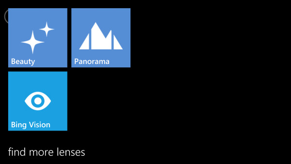 Windows Phone 8: раздел камеры - фото 3