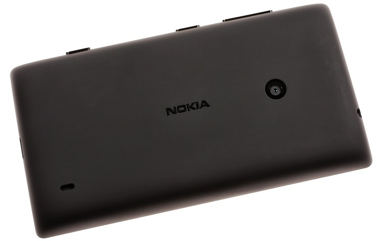 Nokia Lumia 520 back cover